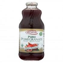 Lakewood - Organic Juice - Pure Pomegranate - Case Of 6 - 32 Fl Oz.