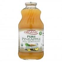 Lakewood - Organic Juice - Pure Pineapple - Case Of 6 - 32 Fl Oz.