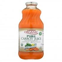 Lakewood - Organic Juice - Pure Carrot - Case Of 6 - 32 Fl Oz.