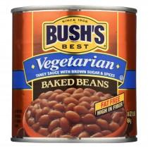 Bush's Best - Baked Beans - Vegetarian - Case Of 12 - 16 Oz.