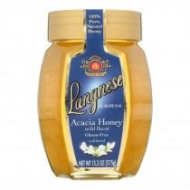 Langnese Honey Acacia Honey - Case Of 5 - 13.2 Oz.