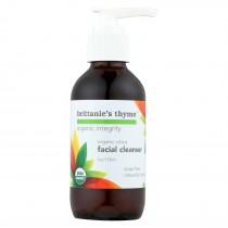 Brittanie's Thyme - Organic Facial Cleanser - Citrus - 4 Oz.