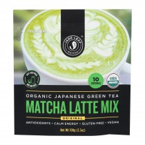 Jade Leaf Organics - Tea - Matcha Latte Mix - Case Of 8 - 0.7 Oz.