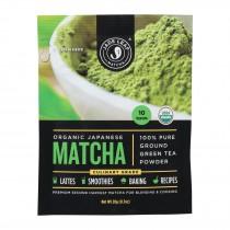 Jade Leaf Organics - Tea - Culinary Matcha - Case Of 8 - 0.7 Oz.