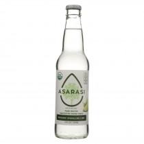 Asarasi - Sparkling Tree Water - Lime - Case Of 12 - 12 Fl Oz.