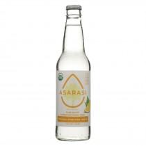 Asarasi - Sparkling Tree Water - Lemon - Case Of 12 - 12 Fl Oz.
