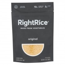 Right Rice - Made From Vegetables - Original - Case Of 6 - 7 Oz.
