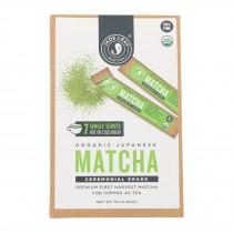 Jade Leaf Organics - Tea - Ceremonial Matcha - Case Of 8 - 0.7 Oz.