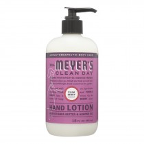 Mrs.meyers Clean Day - Hand Lotion Plumberry - Case Of 6 - 12 Fz