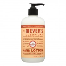 Mrs.meyers Clean Day - Hand Lotion Oat Blossom - Case Of 6 - 12 Fz