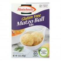 Manischewitz Gluten Free Matzo Ball Mix - Case Of 12 - 5 Oz