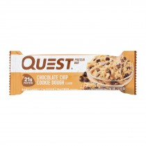Quest - Bar Chocolate Chip Cookie Dgh - Case Of 12 - 2.12 Oz