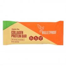 Bulletproof - Bar Apple Pie Collagen - Case Of 12 - 1.58 Oz