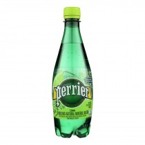 Perrier, Sparkling Natural Mineral Water, Lime - Case Of 24 - 16.9 Fz