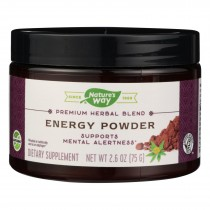 Nature's Way - Hrbl Blend Energy Powder - 1 Each - 2.6 Oz