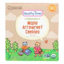 Healthy Times - Cookies Arrowroot Maple - Case Of 6 - 5 Oz