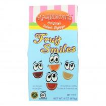 Harrisons Original Sweet Shoppe Fruit Smiles - Case Of 12 - 6 Oz
