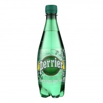 Perrier - Sparkling Water Pet - Case Of 24 - .5 Ltr
