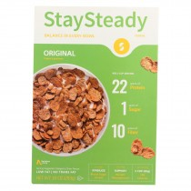 Stay Steady - Cereal Original - Case Of 6 - 10 Oz