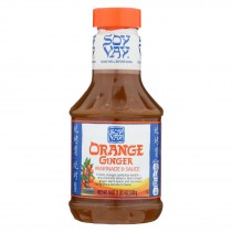 Soy Vay Marinade & Sauce - Case Of 6 - 19 Fz
