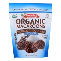 Jennies - Macaroon Double Chocolate Ss - Case Of 6 - 5.25 Oz
