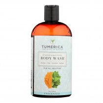 Tumerica Body Wash - Unscented - 15 Oz