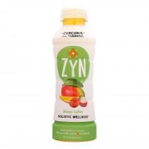 Zyn - Curcumin Drink - Mango Lychee - Case Of 12 - 16 Fl Oz.