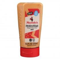 Nando's - Perinaise Squeeze Hot - Case Of 6 - 8.6 Fz