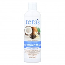 Tera's Mct Coconut Splash - 1 Each - 12 Oz