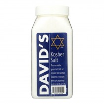 David's Kosher Salt - Case Of 6 - 40 Oz