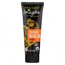 Imagine Foods Organic Chicken Bouillon Paste - Case Of 12 - 3 Oz