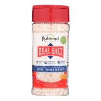 Redmond's Kosher Salt - Case Of 6 - 10 Oz