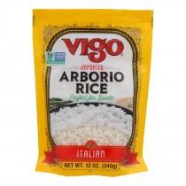 Vigo Rice - Aborio - Upright - Case Of 6 - 12 Oz