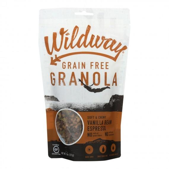 Wildway Soft & Chewy Vanilla Bean Espresso - Case Of 6 - 8 Oz