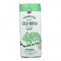 Chameleon Cold-brew - Cld Brew Coffee Original - Case Of 12 - 8 Fz