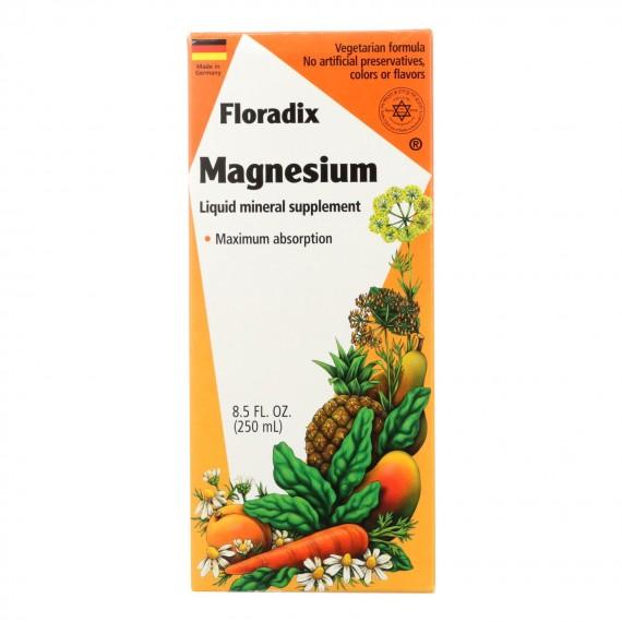 Flora Inc - Liquid Magnesium - Ea Of 1-8.5 Fz