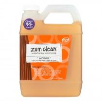 Zum Clean - Laundry Soap Patchouli - Case Of 8-32 Fz