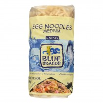 Blue Dragon - Noodle Egg Nests Medium - Case Of 4-10.5 Oz