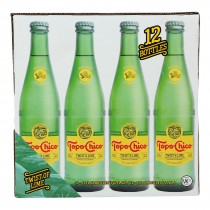 Topo Chico - Water Sparkling Twst Lime - 1 Each - 12/12 Fz