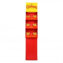 Coleman's Original English Spicy Mustard Display Case - Case Of 36 - Ct