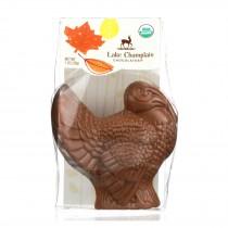 Lake Champlain Chocolates Chocolate Turkey - Case Of 15 - 1 Oz