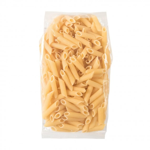 Rising Moon - Pasta Penne Rigate - Case Of 20 - 1 Lb