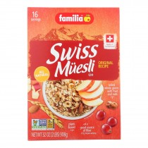 Familia - Muesli Swiss Original - Case Of 6-29 Oz