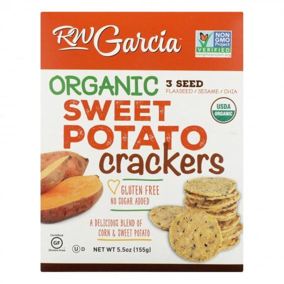 R. W. Garcia - Cracker Sweet Potato - Case Of 6 - 5.5 Oz