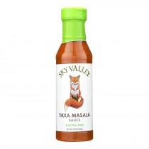 Sky Valley - Sauce Gluten Free Tikka Masala - Case Of 6 - 13.8 Oz