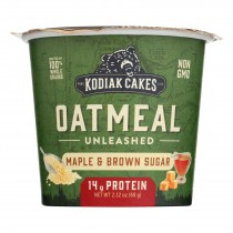 Kodiak Cakes Oatmeal - Case Of 12 - 2.12 Oz
