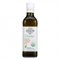 Zucchi - Olive Oil Organic Xtra Virgin - Case Of 6-17 Fz