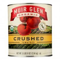 Muir Glen Organic Crushed Tomatoes - Case Of 6 - 104 Oz