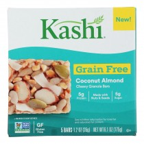 Kashi - Bar Coconut Almond Gr Free - Case Of 8 - 5/1.2 Oz