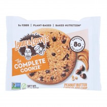 Lenny & Larry's - Complete Cky Pb Chocolate Chip - Case Of 12-2 Oz